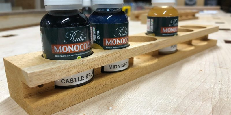 Rubio Monocoat Racks and Oil Giveaway